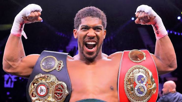 The Richest Boxers - Anthony Joshua