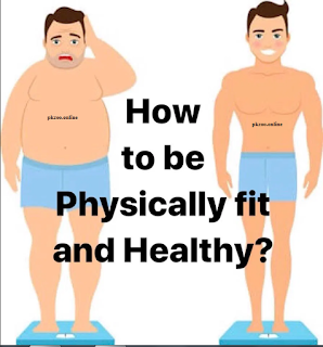 Ways to stay fit, Home made Tips