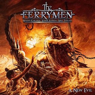 """Το βίντεο των Ferrymen για το """"No Matter How Hard We Fall"""" από το album """"A New Evil"""""""