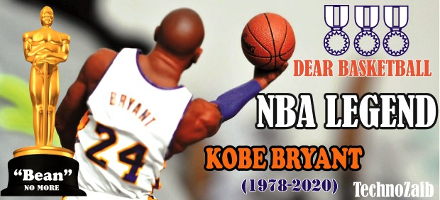 United State NBA Player Kobe Bryant is no more