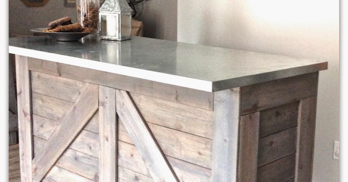 2Perfection Decor: Basement Bar Area Reveal