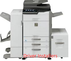 Sharp MX-4111N Driver Download and Installers