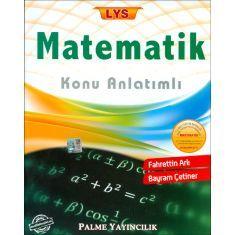 Palme LYS Matematik Konu Anlatımlı Kitap (2017)