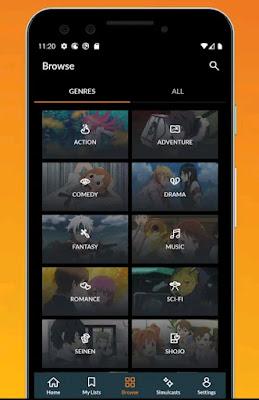 Crunchyroll Mod APK Premium Unlocked Features Download Now