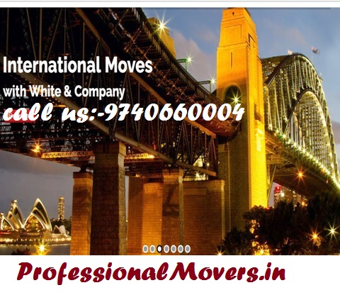 movers and packers Bangalore local costs