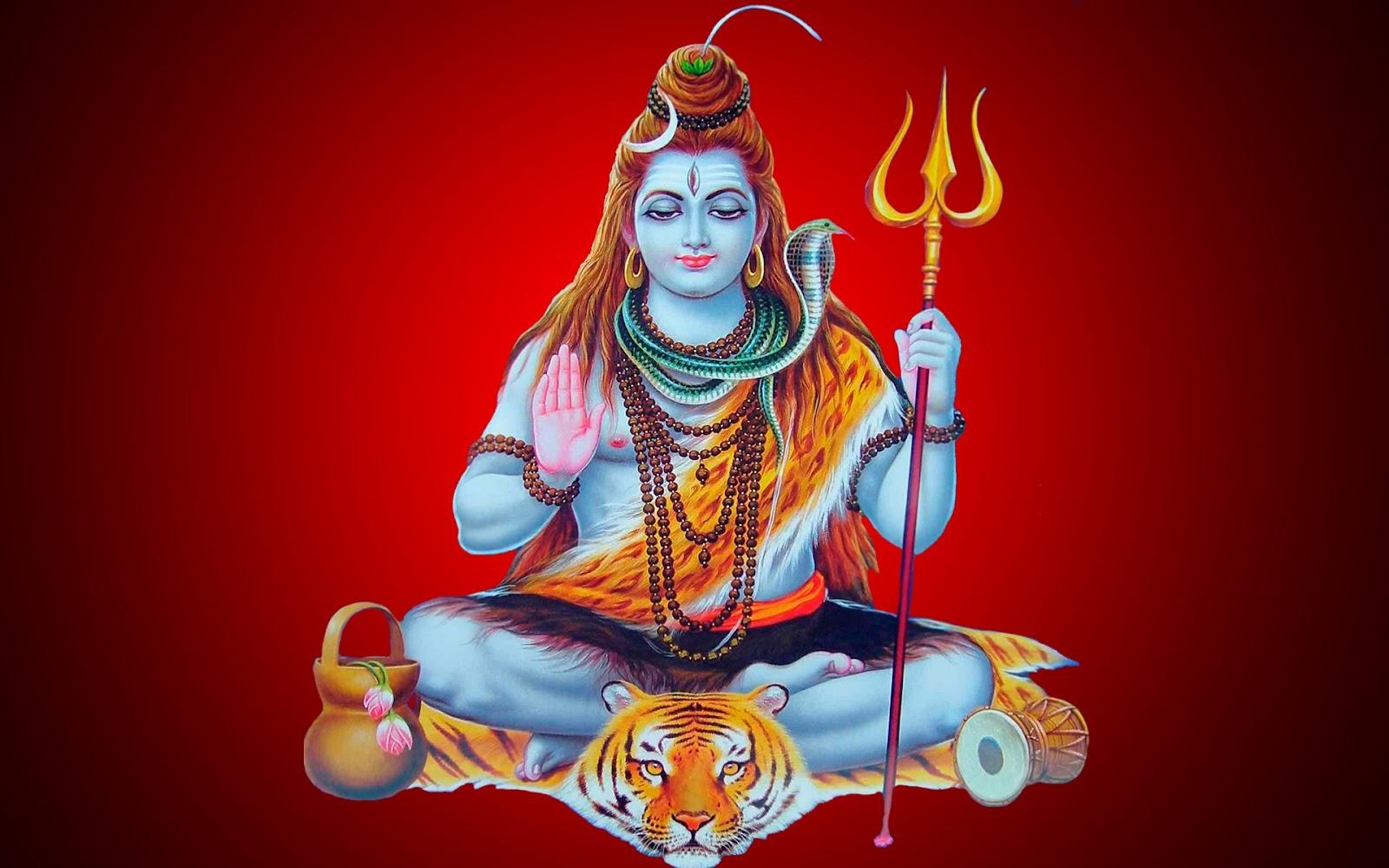 Shiva Wallpaper For Desktop: Lord Shiva Wallpaper And Beautiful Images