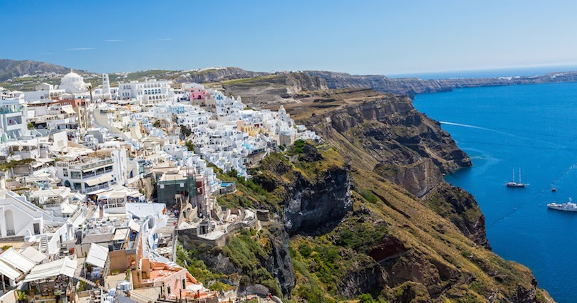 10 Incredible City Cliffs Around The World   Most Beautiful Places In The World