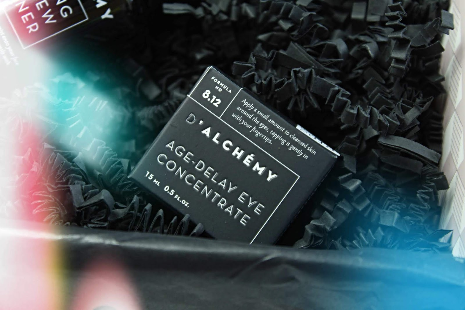 Age-Delay Eye Concentrate d'Alchemy