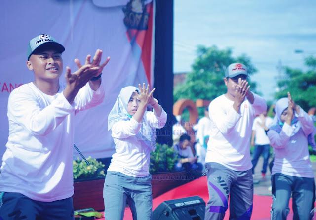 Inilah Gambaran Gerakan Jatim Sehat Menuju Indonesia Maju