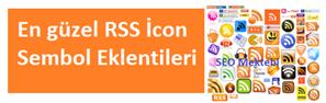 En güzel RSS İcon Sembol Eklentileri