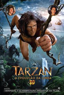 Tarzan filme 2016