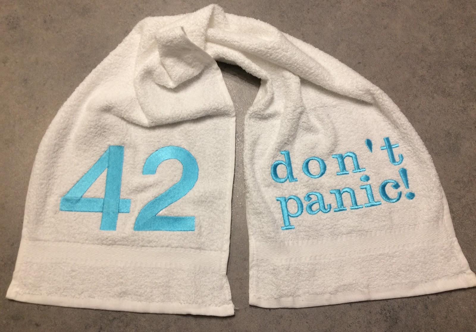 towel day handtuch kaufen