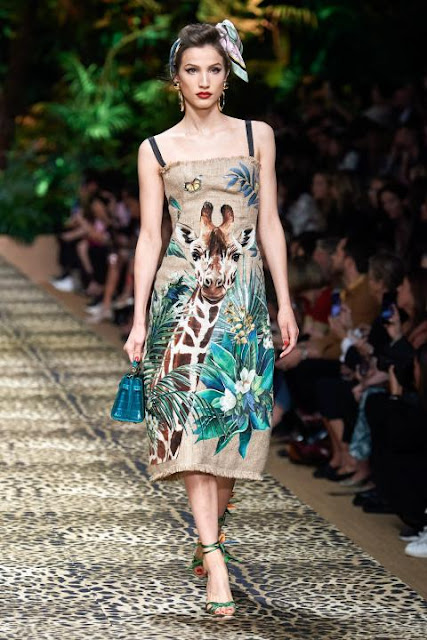 Модное платье весна-лето 2020 2