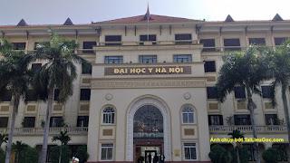 Nhà A1 Trường Đại học Y Hà Nội
