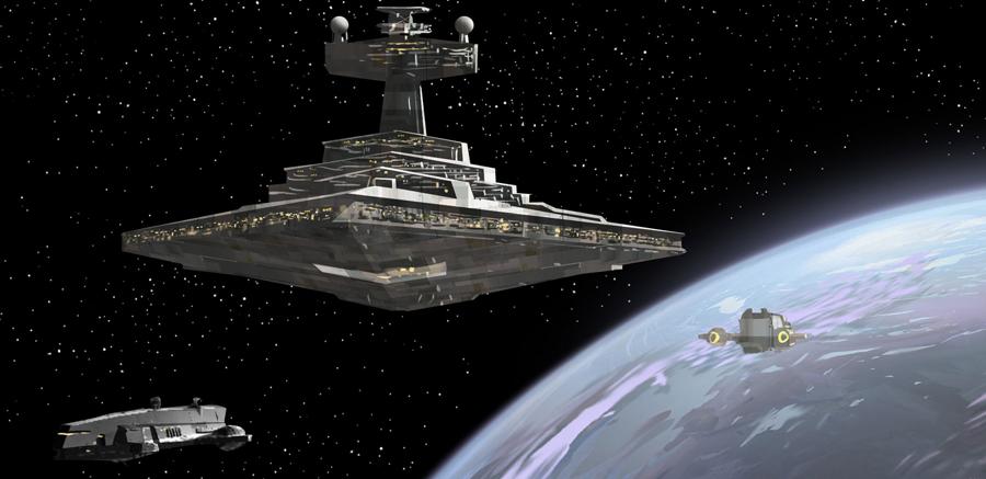 Star Wars Rebels: Crucişătoarele Imperiale conduc galaxia