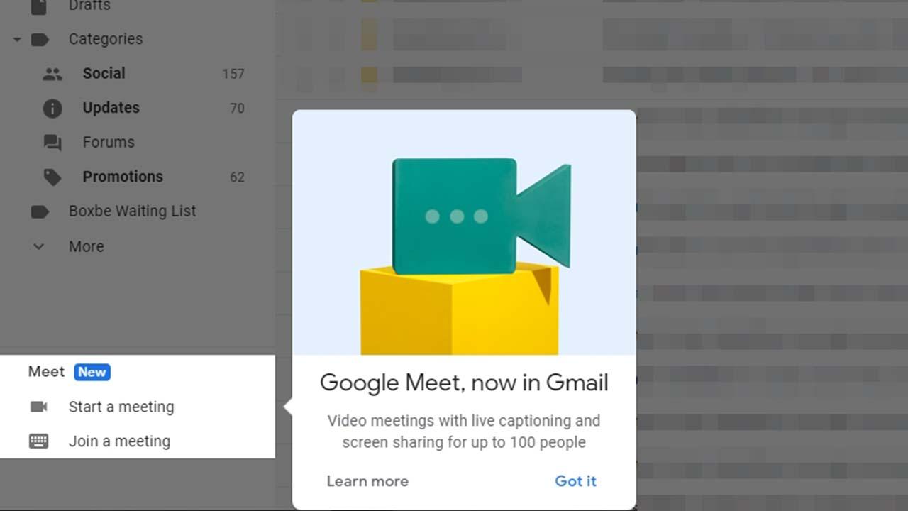 Kini Google Meet Tersedia Gratis Di Gmail
