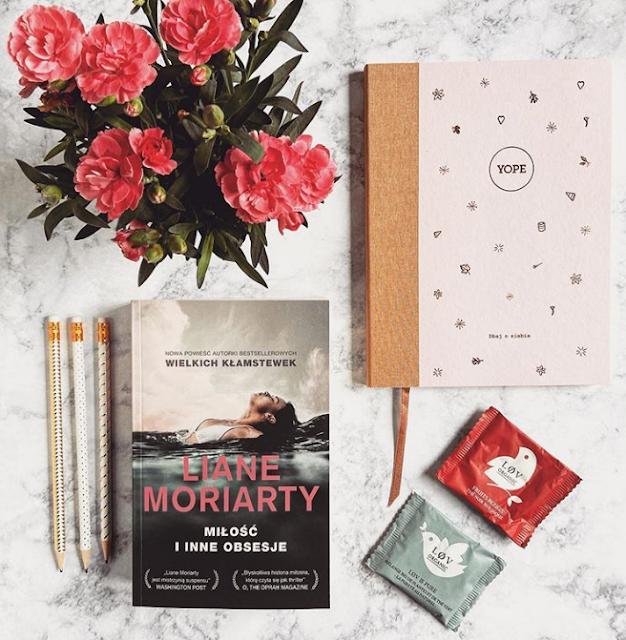 Miłość i inne obsesje - Liane Moriarty
