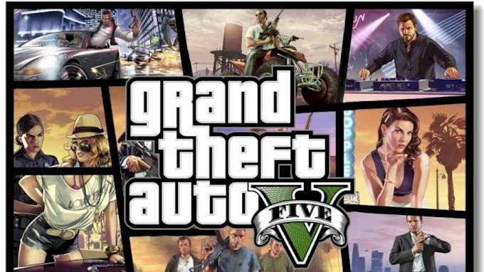 GTA 5 PC Game Highly Compressed (100% working)