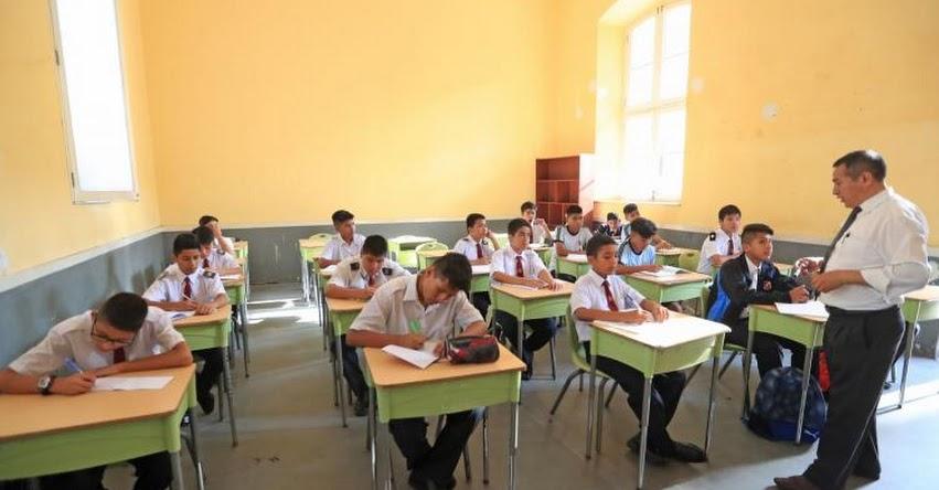ECE 2019: Más de 850 mil escolares de colegios públicos y privados serán evaluados - Evaluación Censal de Estudiantes