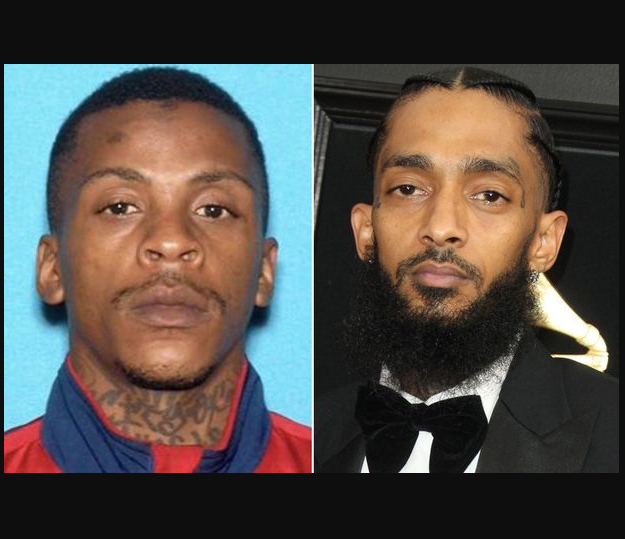 Nipsey Hussle's alleged killer Eric Holder indicted by grand jury on murder charges, faces life in prison
