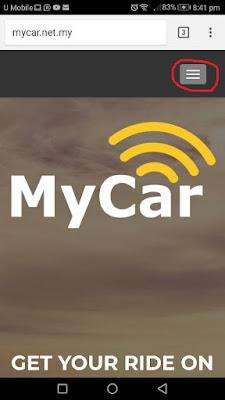daftar driver mycar