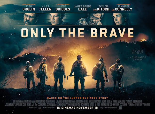 Movie Review : Only The Brave