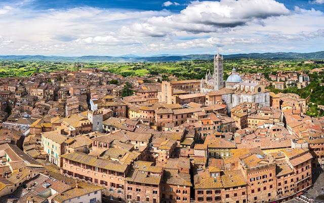 Bate e volta a Siena e San Gimignano