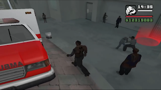 مود قتال الشوارع | GTA SA ~ Streets Fight