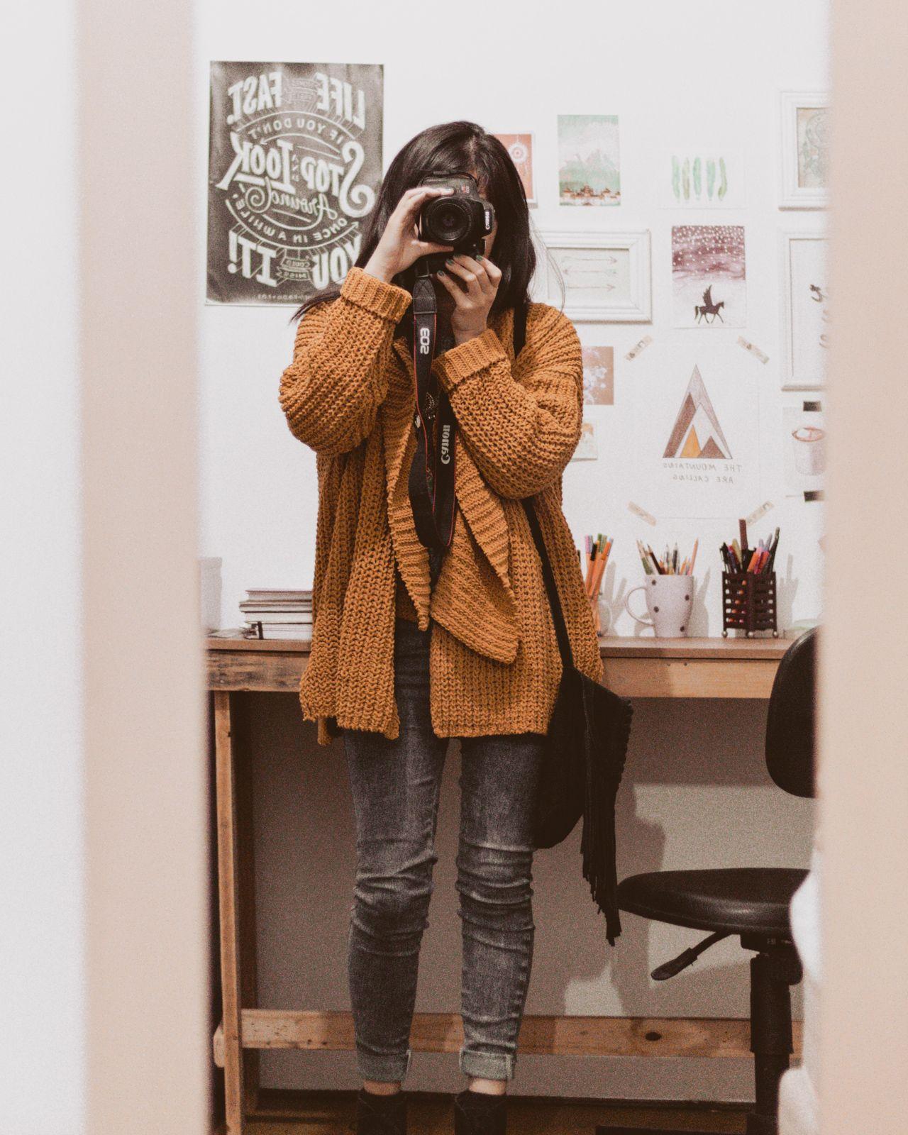 SNAPSHOTS #3 + Life Update selfie no espelho