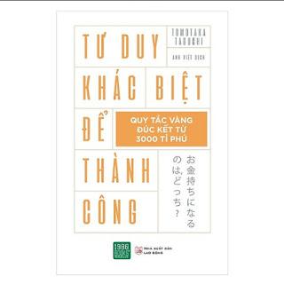 Cuốn Sách Tư Duy - Kỹ Năng Sống Hay: Tư Duy Khác Biệt Để Thành Công ebook PDF-EPUB-AWZ3-PRC-MOBI