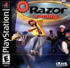 Razor Racing - PS1 - ISOs Download