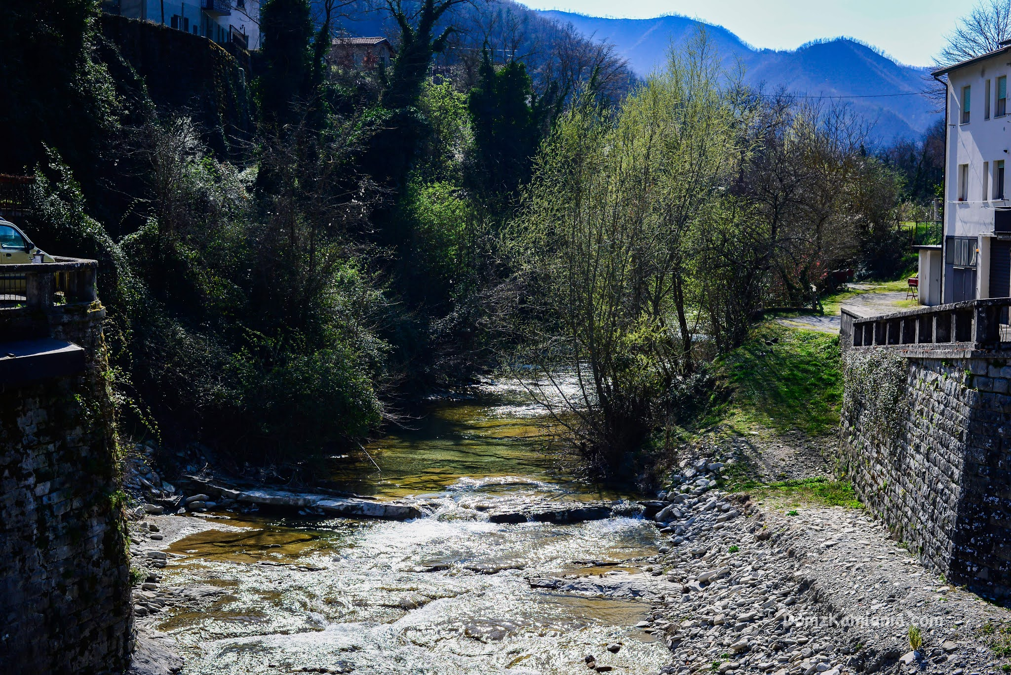 Dom z Kamienia blog, życie w Toskanii, Biforco