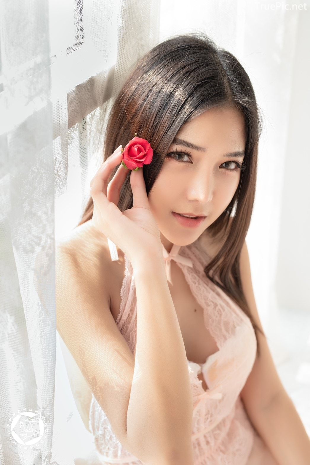 Thailand Model - Phitchamol Srijantanet - Roses for Lovers - TruePic.net - Picture 10
