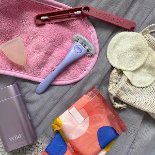Eco-friendly changes I've made to my beauty routine