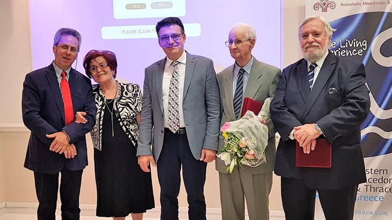 Βραβεία Πολιτισμού ΕΠΟΦΕ: Ο Έβρος τίμησε Πρόσωπα του Πολιτισμού και της Κοινωνίας