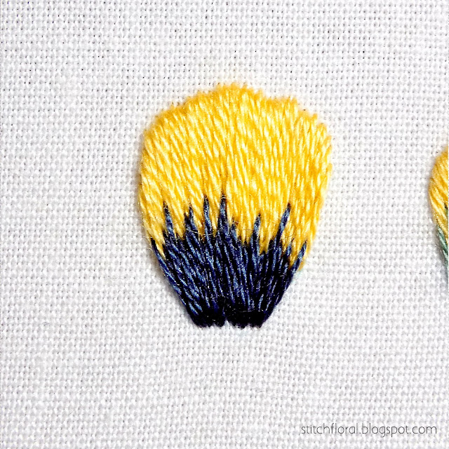 long and short stitching tips