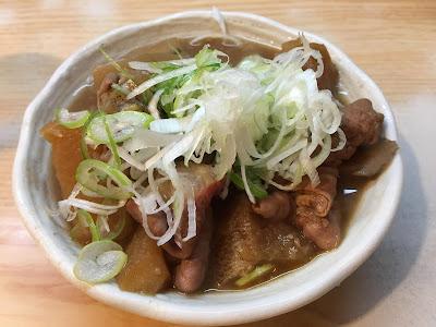三軒茶屋にある長崎のモツ煮