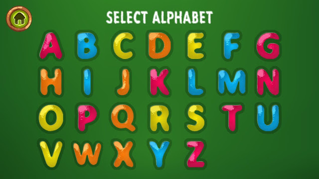 Kids ABC Learning and Writing