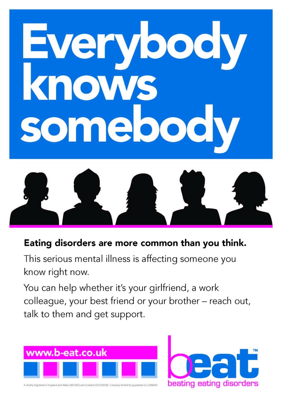 Eating Disorder Awareness Week 2013
