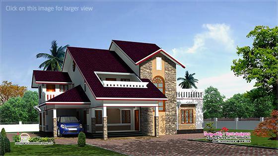 3200 sq-ft luxury home