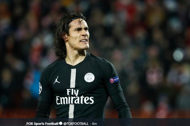 Cavani Transfer, Atletico Madrid, Miguel Angel Gil Marin, Paris Saint-Germain.  bringing Cavani,
