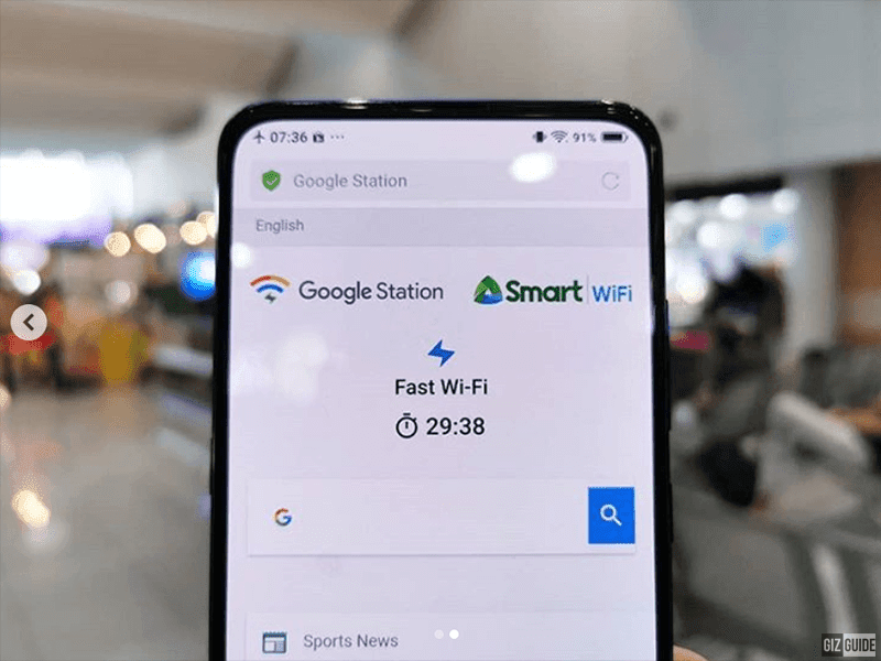 Philippines now has more than 400 Google Station: Smart WiFi sites!