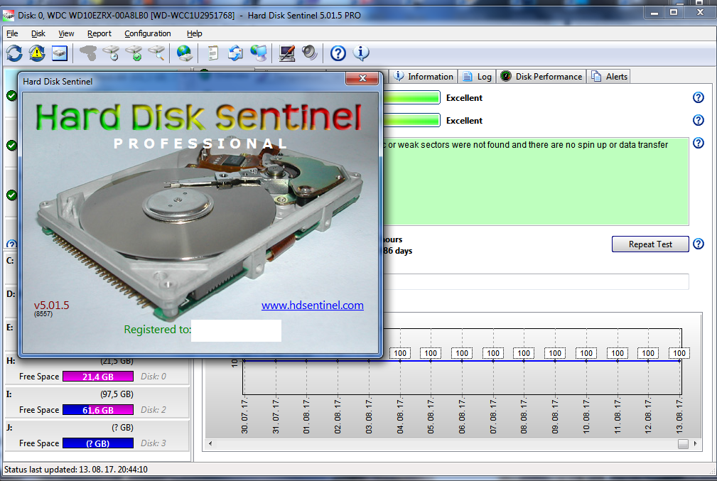 hard disc sentinel 5.01 key
