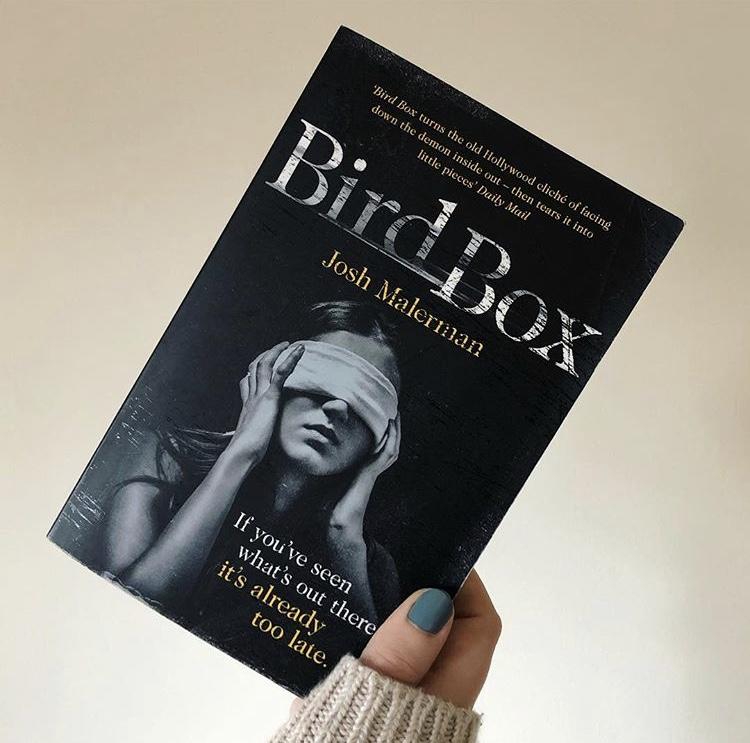 Johann S Library Book Review Bird Box By Josh Malerman