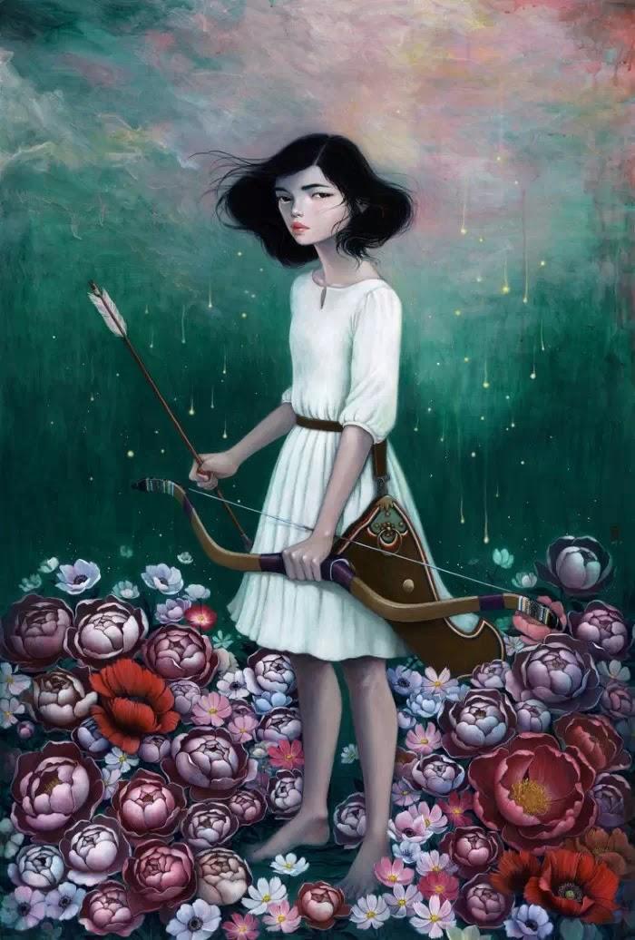 Корейский художник и иллюстратор.