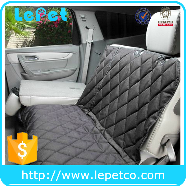 Luxury Soft Quilted Oxford Fabric Dog Car Seat Cover Hammock Pet Factory Wholesale Supply More Pictures And Detail Please Click The