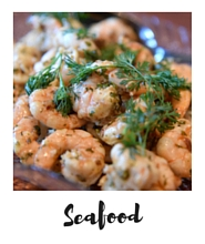 Seafood in Recipe Index on Creating a Foodie food blog by Rachael Reiton