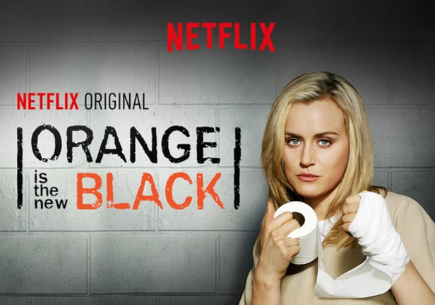 Female Empowering Netflix Shows: Orange is the New Black