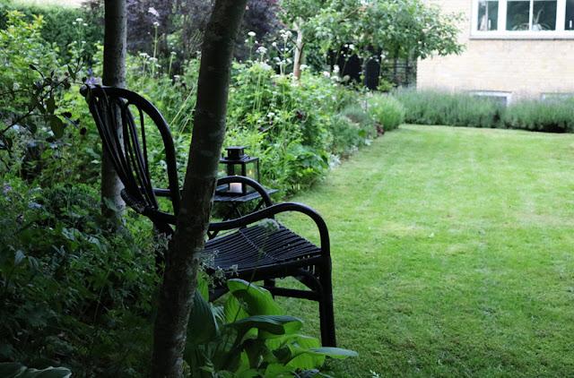 Haveliv i den vilde og poetiske have