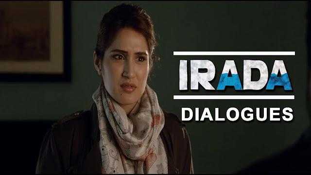 Irada Movie Dialogues | Arshad Warsi, Sagarika Ghatge